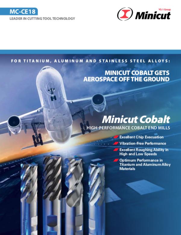 Minicut Cobalt Catalog 2019